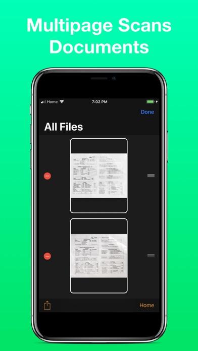 iPrint&Scan Scanner & AirPrint screenshot #5