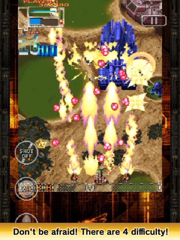 DoDonPachi Blissful Death screenshot 9