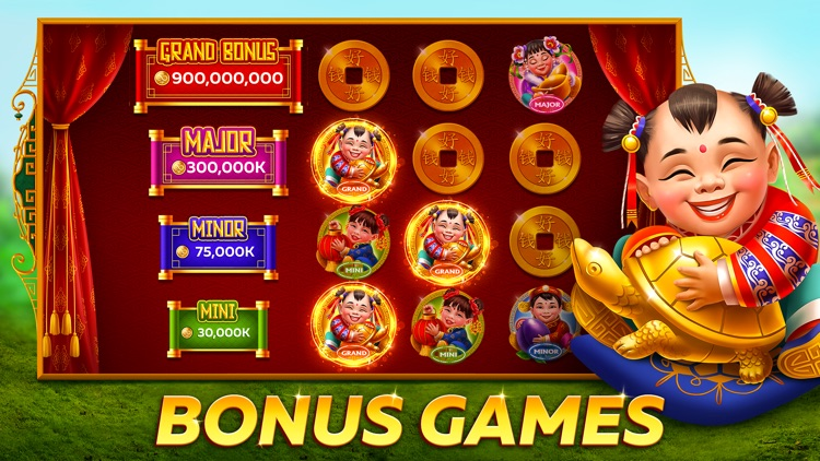 Casino Games - Infinity Slots screenshot-0