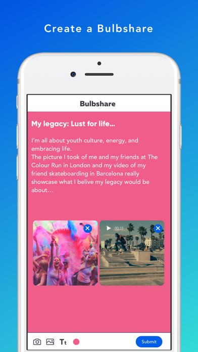 Screenshot #3 pour Bulbshare