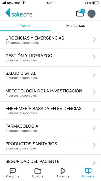 SalusOne Enfermería screenshot-5