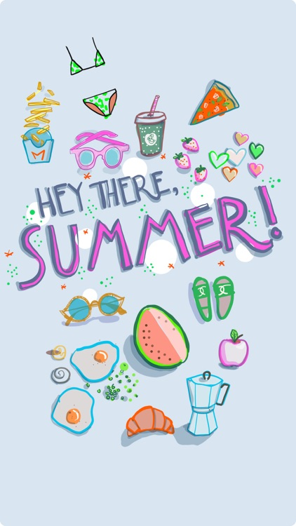 Hey There, Summer!