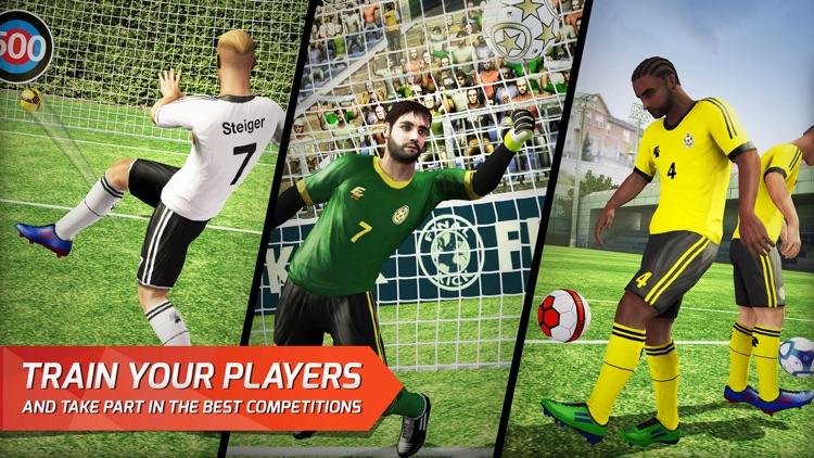 Final Kick: Online football screenshot-4