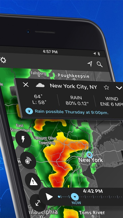 Storm - Weather radar & maps screenshot-5