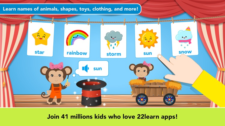 Toddler Games For 2 Year Olds. screenshot-3