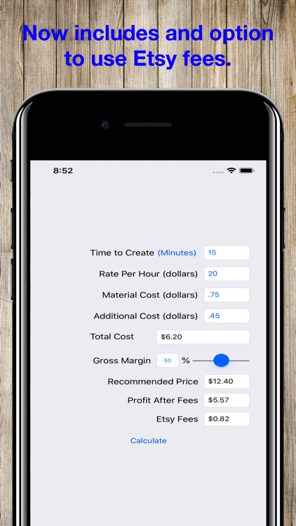 Project Pricing screenshot-3