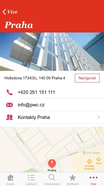 PwC Czech Republic screenshot-4