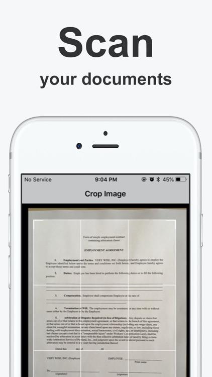 Fax from iPhone Send & Receive screenshot-7
