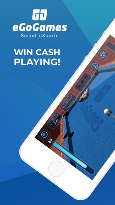 Real Pool: Mobile Money eSport screenshot 1