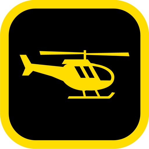 AirDB Civil Helicopters Data iOS App