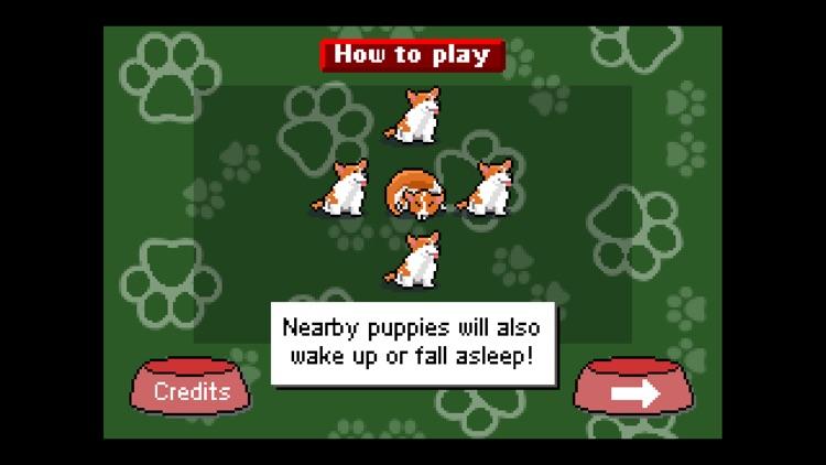 Sleepy Puppies Mobile screenshot-5