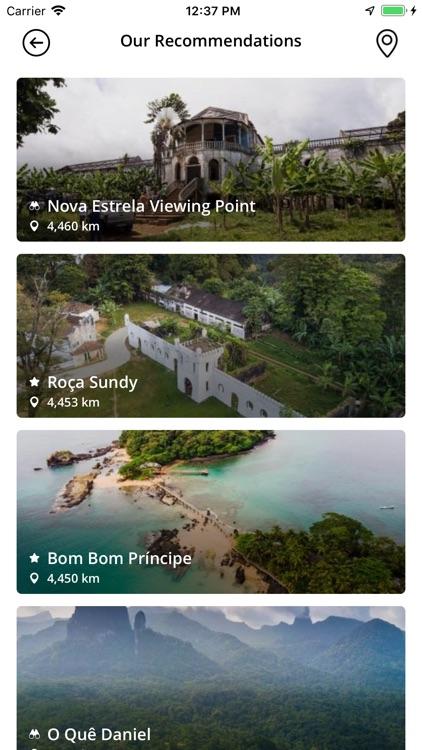 HBD Príncipe Island screenshot-3
