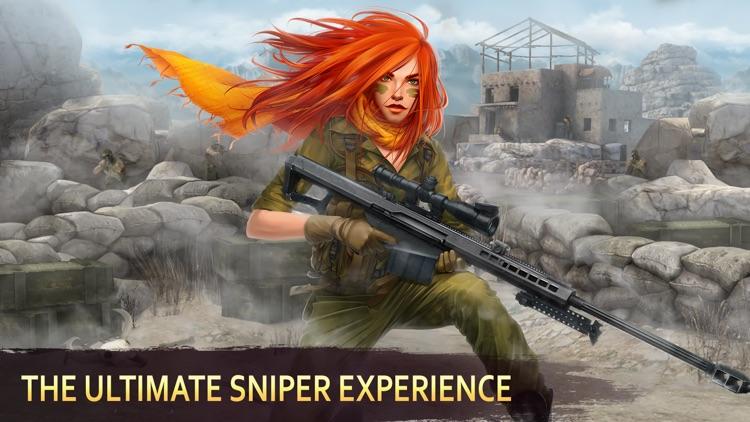 Sniper Arena: PvP Army Shooter screenshot-3