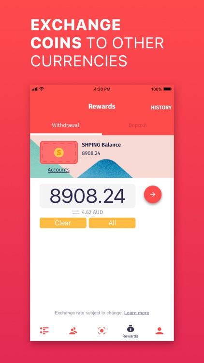 Cash Rewards Australia Shping screenshot-5