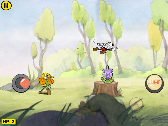 CUPHEAD PE screenshot 1