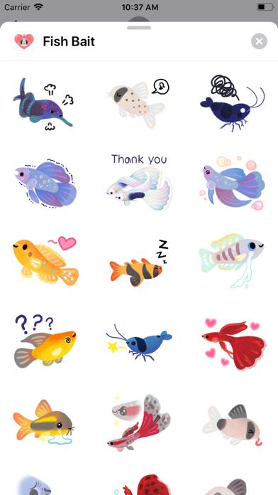 Fish - Bait screenshot 3