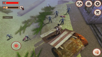 Zombie Survival Last Day screenshot one