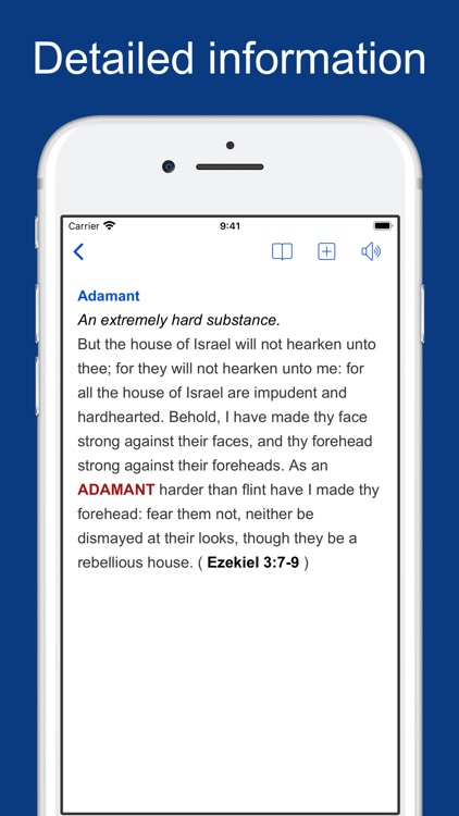 Bible Dictionaries and Books screenshot-2