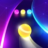 Dancing Road: Color Ball Run! - iPhoneアプリ