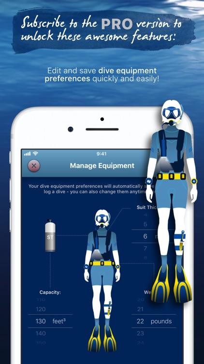 Breathe - Smart Scuba Dive Log screenshot-6