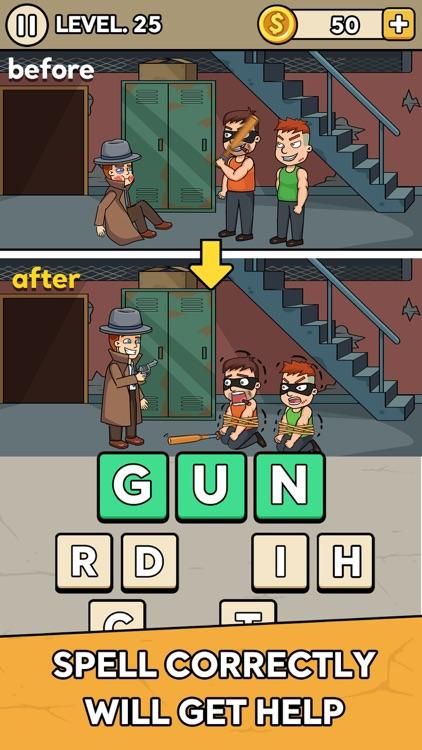 Words Secret: Puzzle & Story screenshot-4