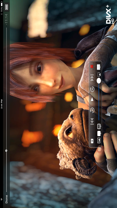 Azul - Video Player for iPhoneのおすすめ画像2