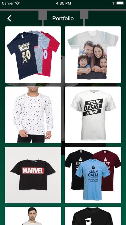 Tshirt Printing Customer screenshot-7