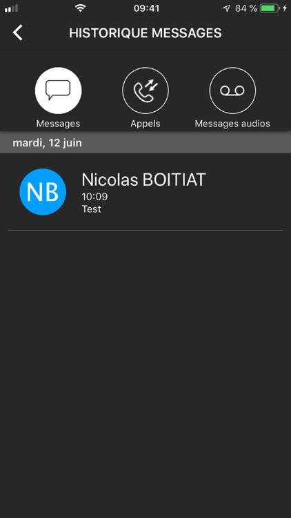 FingerMobile screenshot-4