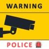 Cámara de velocidad y alertas