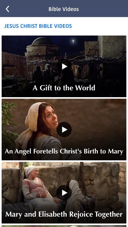 The Holy Bible, Louis Segond screenshot-6