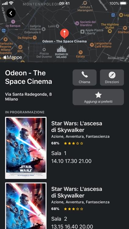 CineTime: Film al Cinema screenshot-4