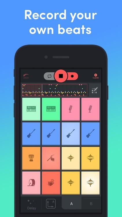 Beat Snap - Music & Beat Maker screenshot-3