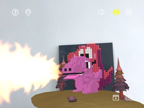 像素恐龙AR screenshot 5