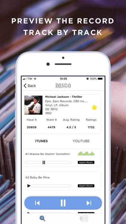 Disco FM – Vinyl Audio Preview screenshot-4