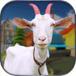 Crazy Goat Simulator unlimited