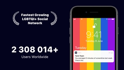 Taimi: LGBTQI+ Dating, Chat app image