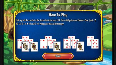 Jungle Discard screenshot 2