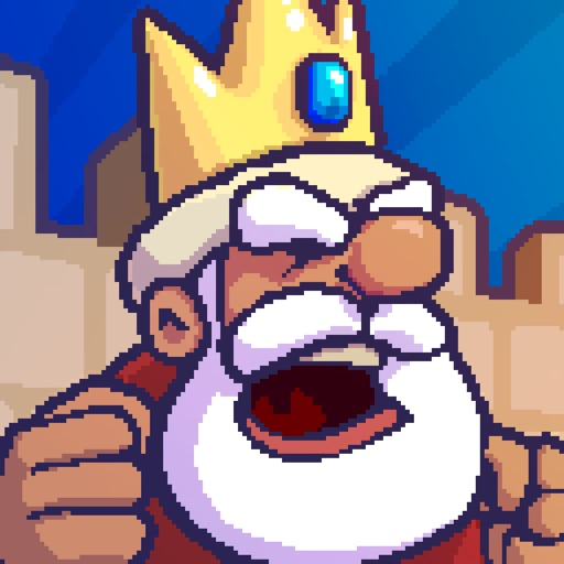 King Crusher - Roguelike Game