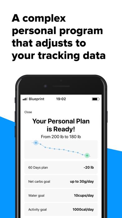 Easy Keto Diet Weight Loss App Screenshot