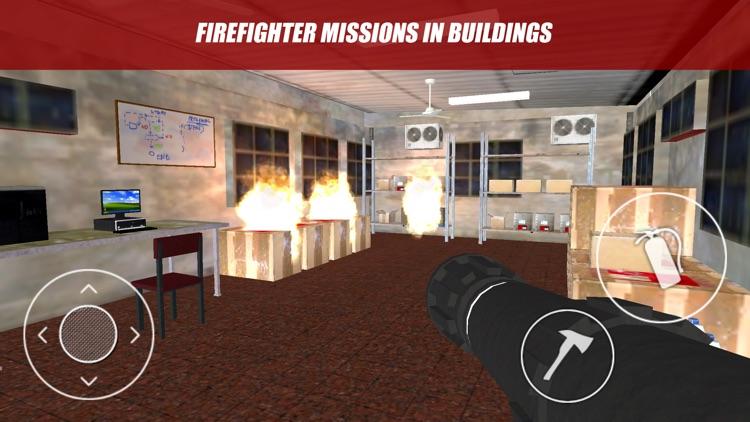 Firefighter and Fire Trucks 2 screenshot-4