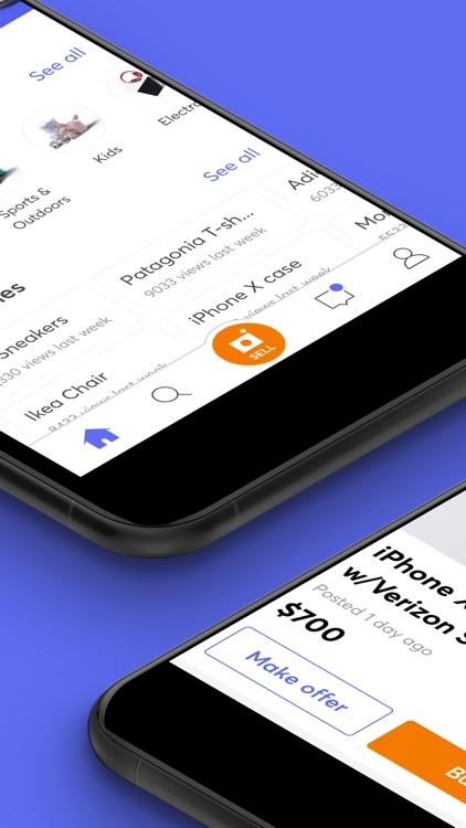 Mercari: The Selling App screenshot-7