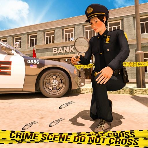 Police Officer Crime Detective