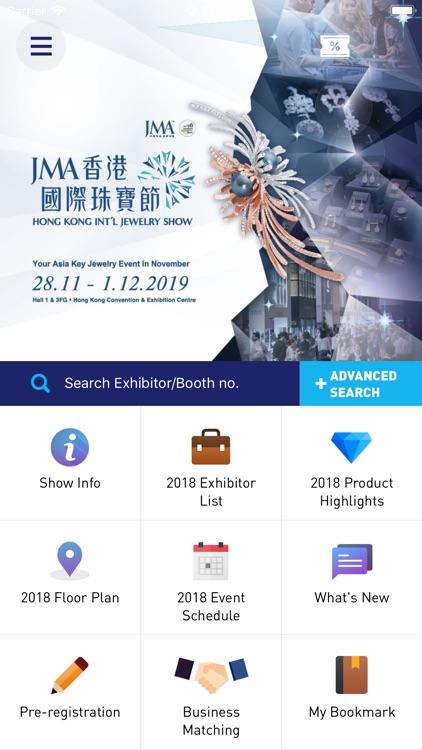 JMAHK by Hong Kong Jewelry Manufacturers' Association Ltd