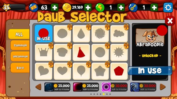 Abradoodle Bingo: Fun Bingo! screenshot-8