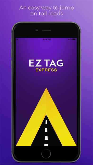 EZ TAG Express screenshot one
