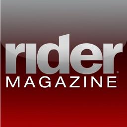Rider Magazine.