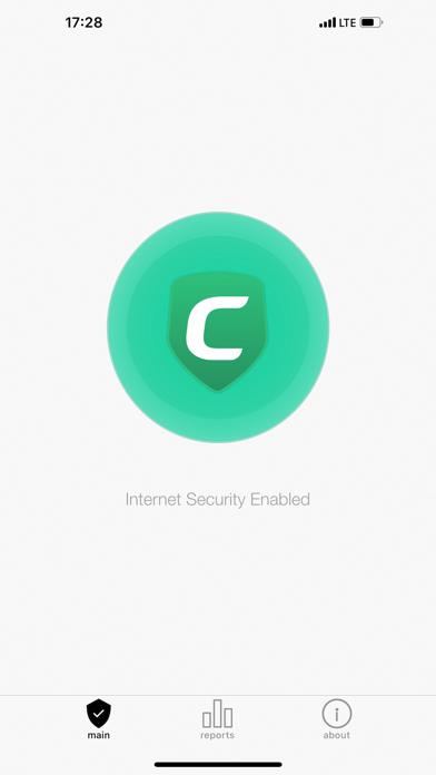 messages.download Comodo Secure Internet Gateway software