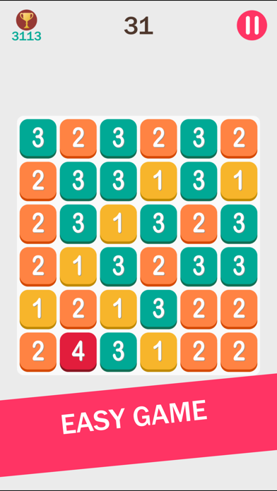 Get to 12 - Simple Puzzle Game
