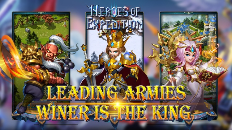 Heroes Of Expedition