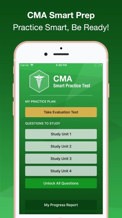 点击获取CMA Smart Exam Prep